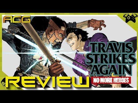 Travis Strikes Again: No More Heroes Review video thumbnail