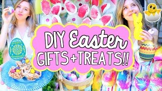 DIY Easter Treats + Gifts!! | Cute, Cheap, And Easy!!