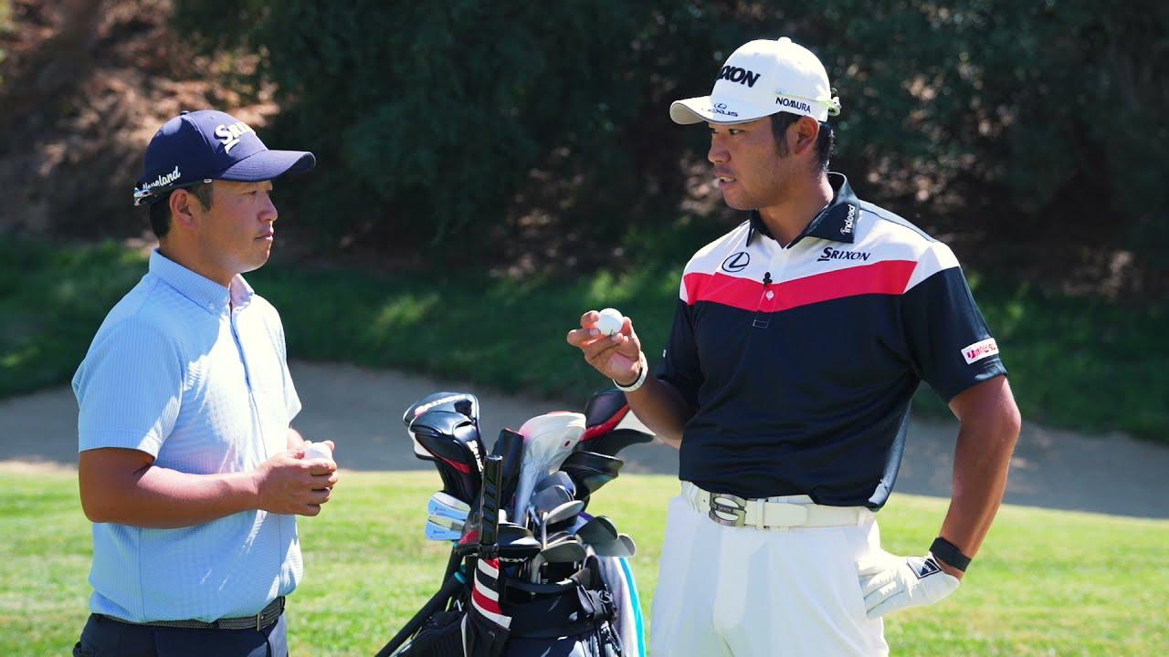 松山英樹プロ Talking Z-STAR XV Golf Ball