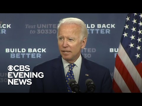 Biden says he is days away from picking a running mate