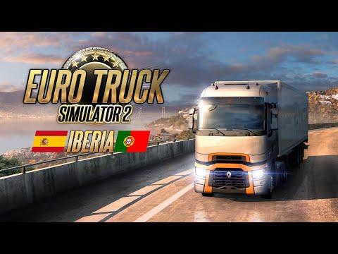 Euro Truck Simulator 2 - Iberia (PC) - Steam Gift - EUROPE - 1