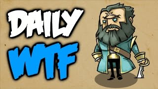 Dota 2 Daily WTF - Best Plasmid