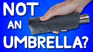 """This Umbrella Gets You """"Wet"""" On Purpose • White Elephant Show #7"""
