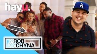 Will Chyna's Mom Ruin Her Baby Shower? | Rob & Chyna