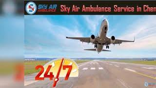 Get Unique Medical Care in Sky Air Ambulance from Mumbai