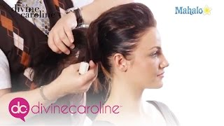How To Create A Sexy, Messy Ponytail | MORE