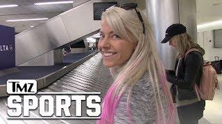 WWE's Alexa Bliss to Ronda Rousey: Bring It!   TMZ Sports