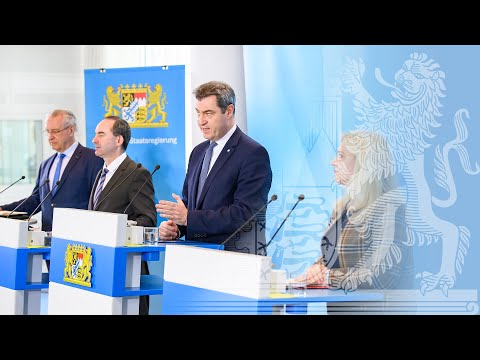 Pressekonferenz vom 20.03.2020 - in Deutscher Gebärdesprache