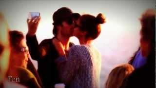 Нина Добрев и Йен Сомерхолдер, ♥ Ian & Nina || Your warm whispers..(SantaMonica)♥