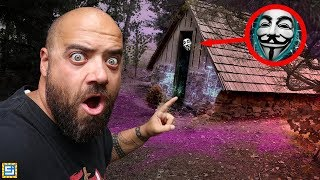 Exploring Project Zorgo Mysterious Abandoned Building Game Master Clues Found!!