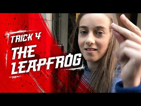 Spinjitzu Masters' Awesome Tricks - The Leap Frog - LEGO NINJAGO