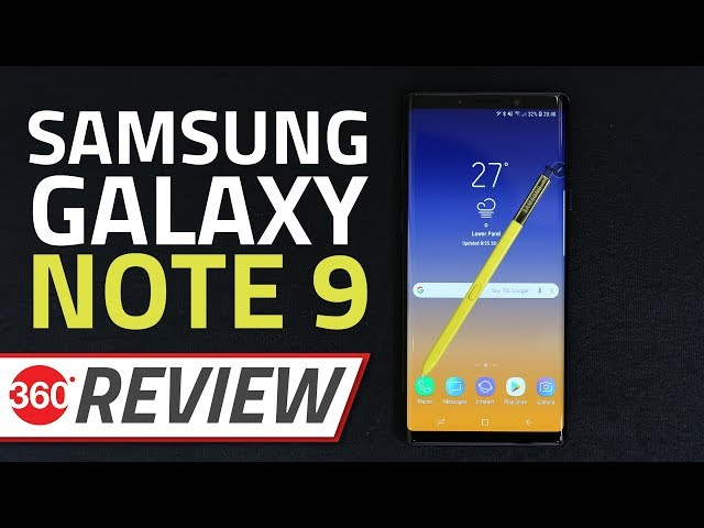 Samsung Galaxy Note 9 Review | NDTV Gadgets360 com