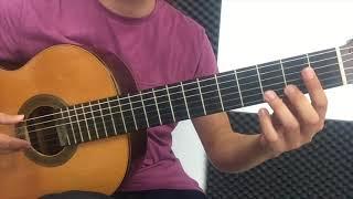"""Cómo tocar """"Entre dos aguas"""" en guitarra (Paco de Lucía) - Guitar School"""