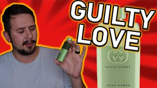GUCCI GUILTY LOVE EDITION POUR HOMME | NEW 2020 MENS FRAGRANCE REVIEW