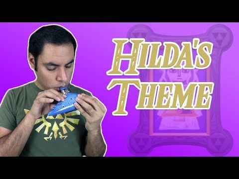 Tema de Hilda interpretado con Ocarina
