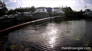 Norfolk holiday on the River Bure
