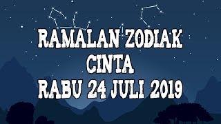 Ramalan Zodiak Cinta Besok Rabu 24 Juli 2019