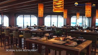 Carnival Horizon: Restaurants & Bars an Bord