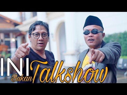 "INI ""BUKAN"" TALK SHOW PART 2 [ANDRE CEK COK WITH SULE]"