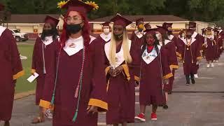 Crescent City High Graduation