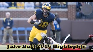Jake Butt 2016 Highlights