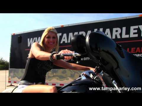 2012 Harley Davidson FLHX Street Glide With Vance & Hines