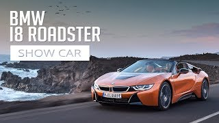 BMW I8 Roadster - Show Car