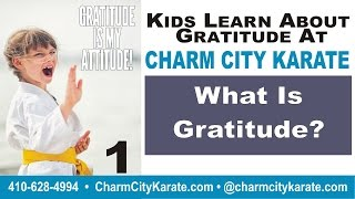 What Is Gratitude   Chat From The Mat On Gratitude