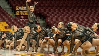 University Of Minnesota Dance Team Jazz 2020