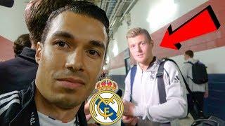 REAL MADRID TEAM GETROFFENBAYERN vs REAL