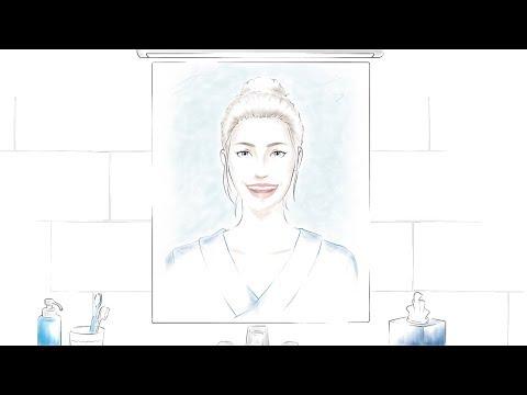 PERLWEISS Dental Bleaching – Erklärvideo
