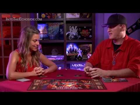 How To Play Into The Echoside - Deckbuilding Game