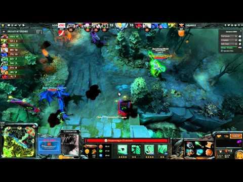 LGD vs Orange Game 1 Romanian Commentary