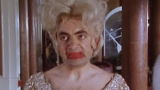 Trouble in Hotel | Mr. Bean Official