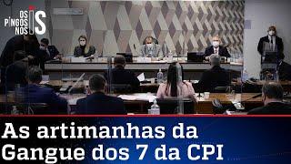 CPI responde a Bolsonaro e já planeja novos ataques ao governo
