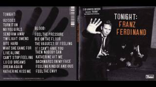 Franz Ferdinand - Ulysses w/lyrics