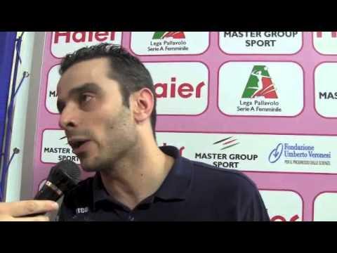 Yamamay  Conegliano Gara 3 interviste