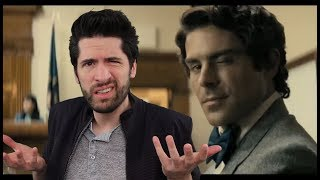 Ridiculous Outrage Over Zac Efron's Ted Bundy Movie Trailer (My Thoughts)