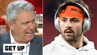 Rex Ryan is mad at himself for falling for Baker Mayfield and the Browns' hype   Get Up