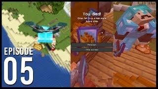 Hermitcraft 6: Episode 5 - FLYING & DIVING