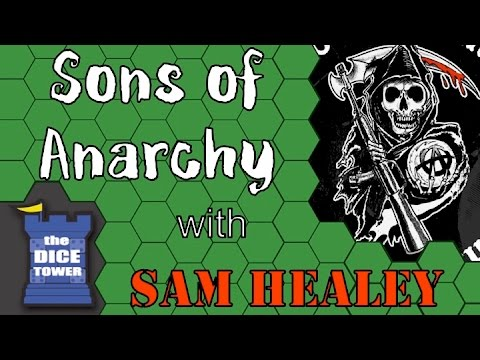 Sons of Anarchy: Men of Mayhem - A Dice Tower Review with Sam Healey