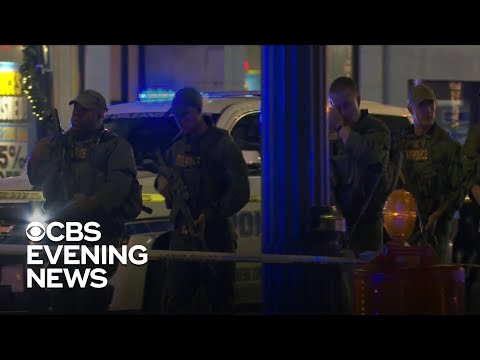 Investigators try to determine motive in New Orleans shooting