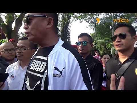 Warga Cimahi Curhat ke Cagub Jabar Tb Hasanuddin