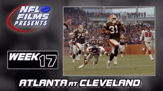 How the Expansion Browns Clinched their First Playoff Berth | NFL Films Presents