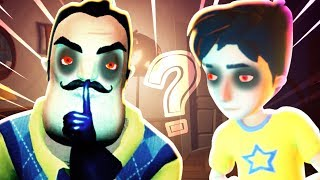 HELLO NEIGHBOR BECOMES A KID! | Secret Neighbor Mutliplayer