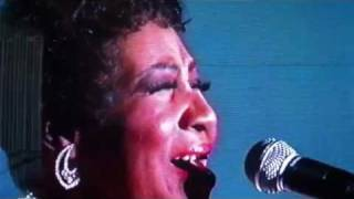 "Aretha Sings ""Amazing Grace"""