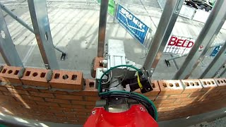 Meet SAM, the bricklaying robot
