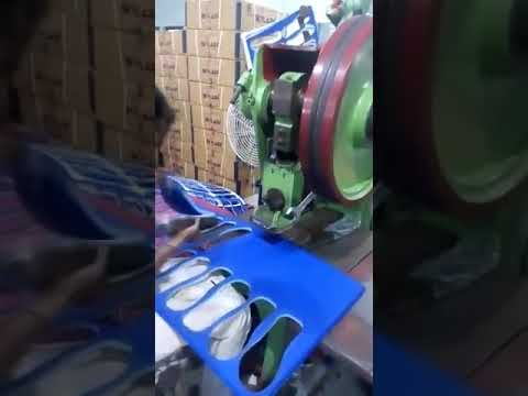 Automatic Sole Cutting Machine