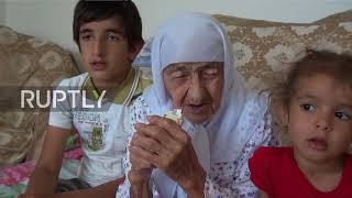 World's OLDEST woman celebrates her 129th birthday