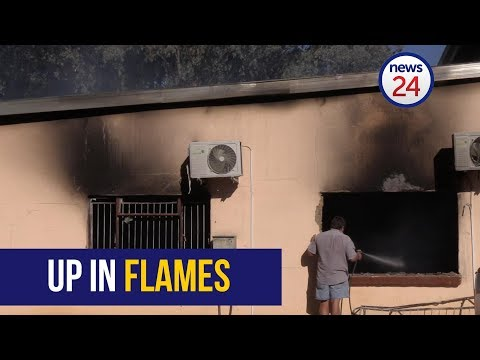 WATCH: Delareyville residents pick up the pieces after violent protest